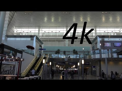 A 4K Tour of Dallas-Fort Worth International Airport