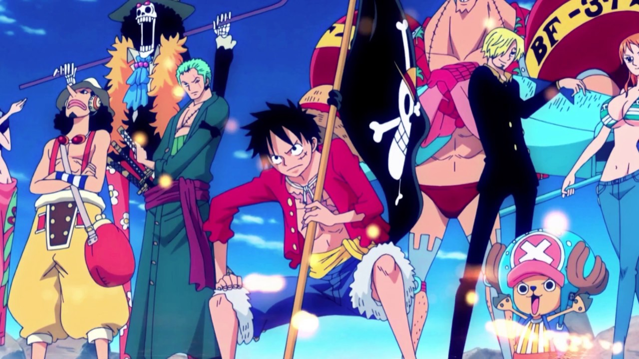 One Piece Capitulo 1 Audio Espanol Latino Por Facebook