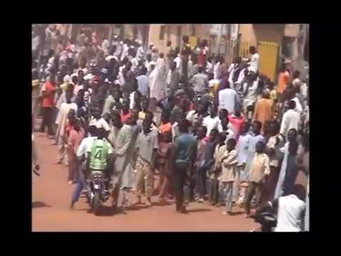 Katsina and Daura Residents Celebrate President Buhari's Return