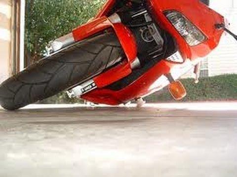 Motorcycle Sliders - YouTube