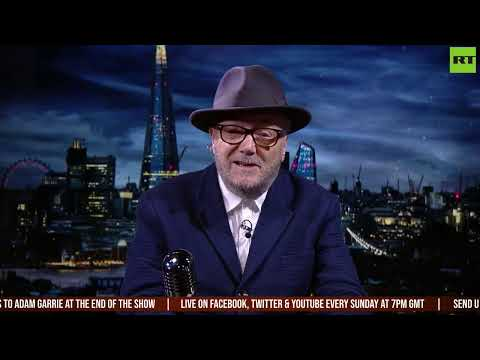George Galloway - The Mother Of All Talkshows - Episode 25