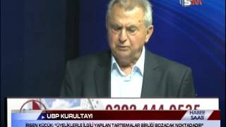 UBP KURULTAYI