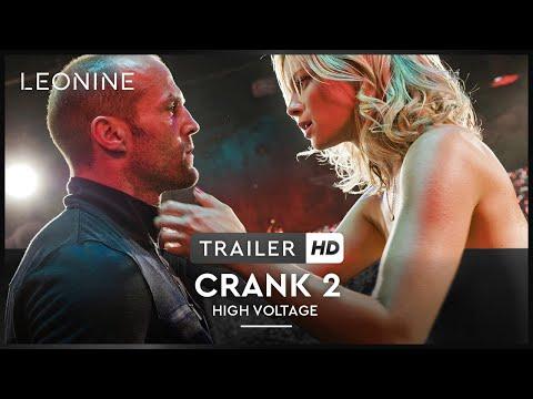 Crank 2: High Voltage  Trailer (deutsch/german)
