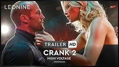 Crank 2: High Voltage - Trailer (deutsch/german)