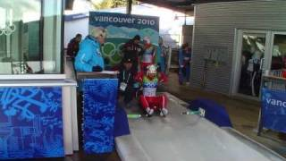 Men's Luge Singles - Runs 3 and 4 - Complete Event - Vancouver 2010 Winter Olympic Games