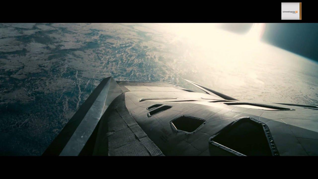 Interstellar Trailer Deutsch