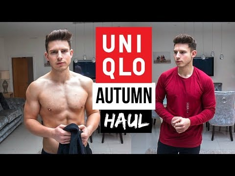 Huge Uniqlo Mens Clothing Haul & Try On | Autumn 2018