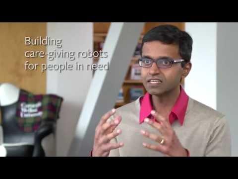 In the Spotlight: Sidd Srinivasa, associate professor, CMU Robotics Institute
