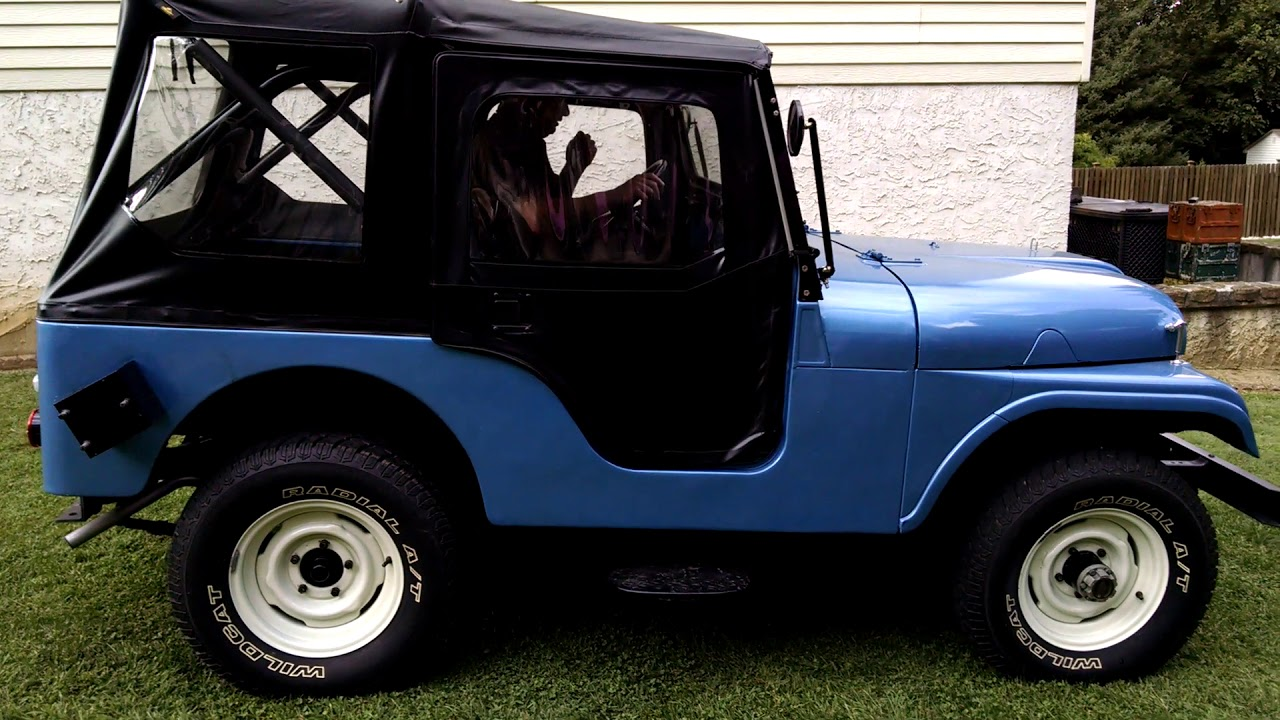 hight resolution of 1965 jeep cj5 sold