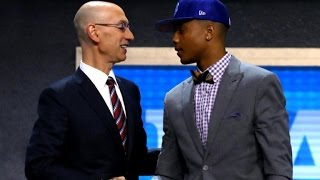 NBA draft class of 2017