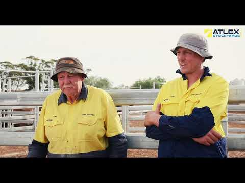 Craig Fisher | Loxton, SA | Cattleyards