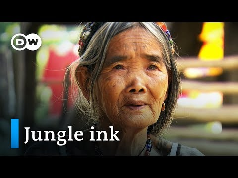The last Kalinga tattoo artist, Whang Od | DW Documentary