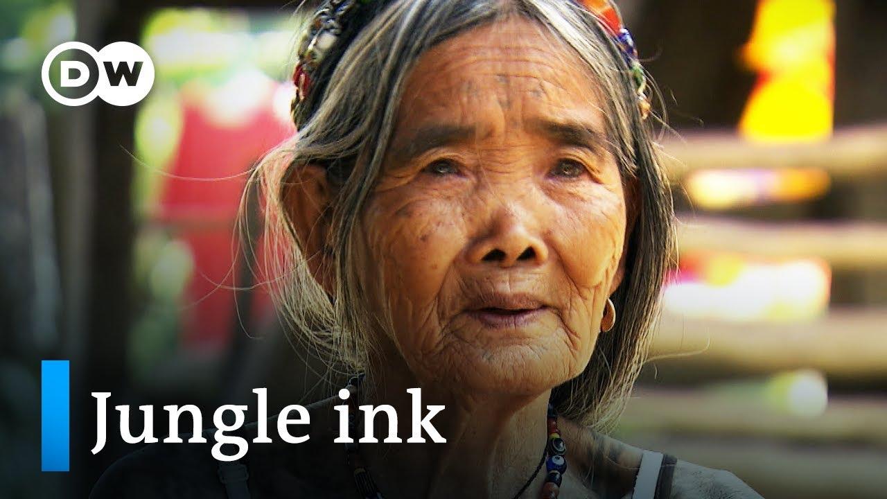 The last Kalinga tattoo artist, Whang Od | DW Documentary
