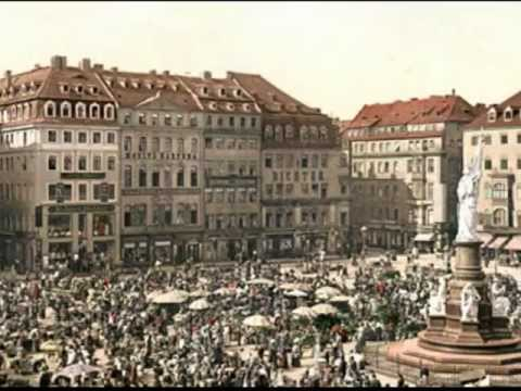 Elbflorenz - Das alte Dresden