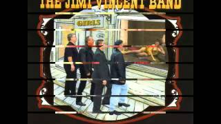 The Jimi Vincent Band ,A Quitter Never Wins