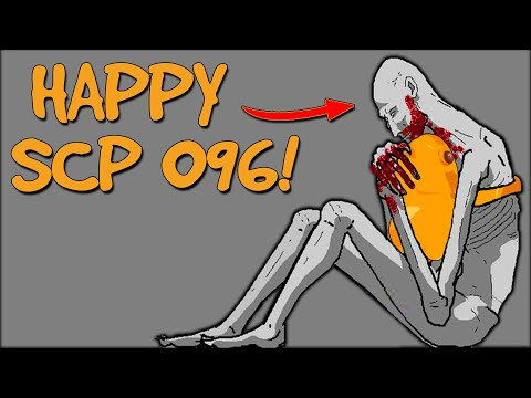 SCP 096 vs SCP 999! [SCP Theory]