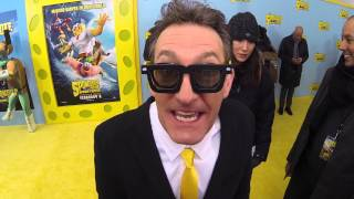 Spongebob Himself, Tom Kenny, With A Message From The Yellow Carpet