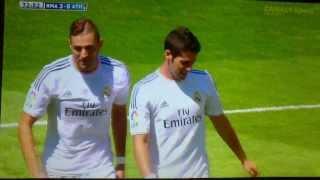 REAL MADRYT Vs. Athletic Bilbao 3-0 (72' ISCO) [01.09.2013] 720p
