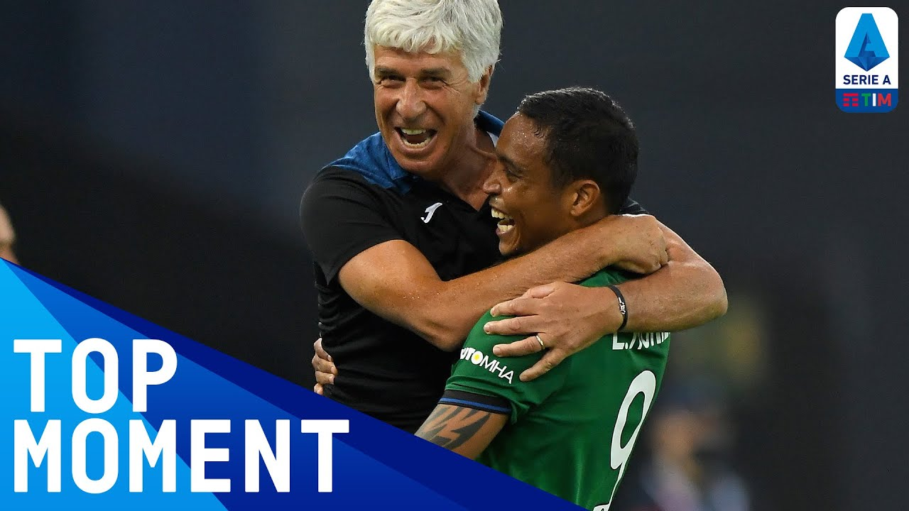 Luis Muriel Scores TWO Stunners from Long Range!   Udinese 2-3 Atalanta   Top Moment   Serie A TIM
