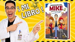 MI PRIMER LIBRO CURIOSIDADES CON MIKE Sobrevive al Fin del Mundo   Aventuras y Diversión