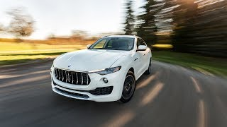 Review AutoDrive 2017 Maserati Levante Used Manual Transmission