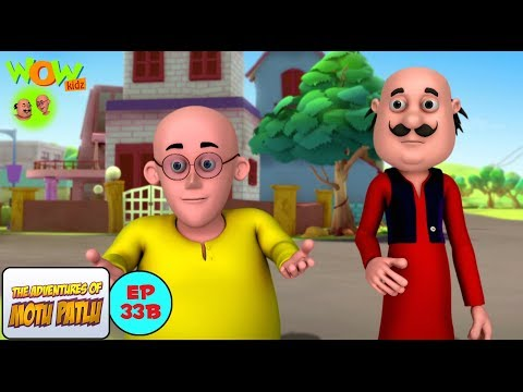 Wajan - Motu Patlu in Hindi - ENGLISH,...
