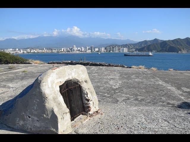 El Morro de la Bahía de Santa Marta
