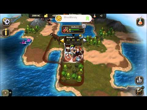 Civilization Revolution 2 - Android Gameplay [Full HD]