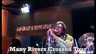 Jimmy Cliff - Many Rivers Crossed Tour