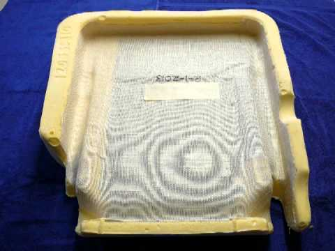 Dodge Ram Front Seat Cushion Replacement Instructions In