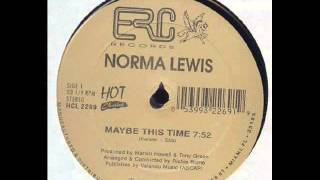 Maybe This Time - Norma Lewis