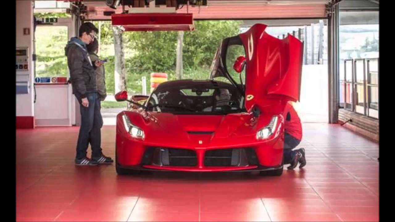 Charming Ferrari LaFerrari Test Review   YouTube