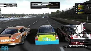 Playing NASCAR 09 Again!!!