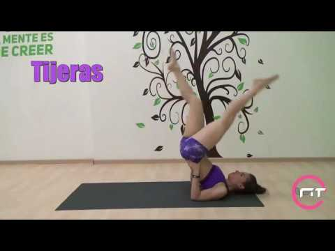 Pilates en casa / Pilates Home Workout