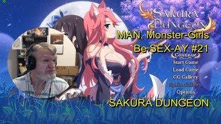 SAKURA DUNGEON - MAN, Monster-Girls Be SEX-AY #21