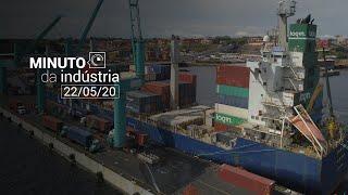 Minuto da Indústria: Nova plataforma do COD ajuda exportadores brasileiros
