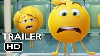 the emoji movie official trailer 2 2017 t j miller animated movie hd