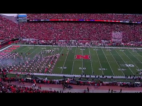 Football - Nebraska Game Highlights (11/4/17)