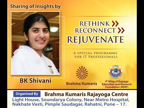Rethink Reconnect Rejuvenate -Pune on 3rd February 2018