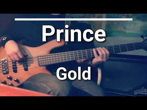 Prince - Gold [TABS] bass cover