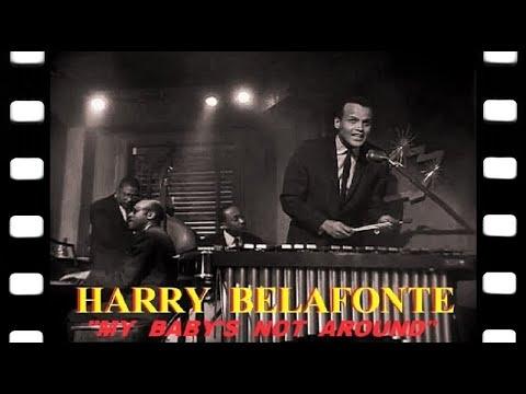 Harry Belafonte - My Baby's Not Around (Movie Clip)1959