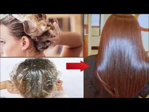 Cómo engrosar el cabello fino con un solo ingrediente natural