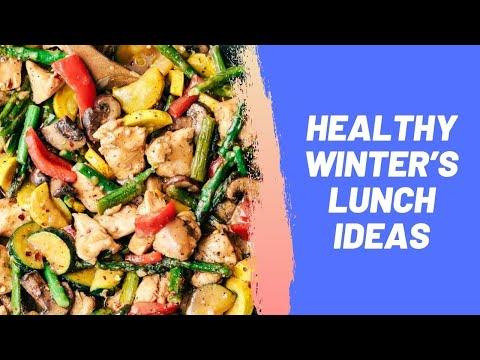 Healthy Winter's Lunch Ideas