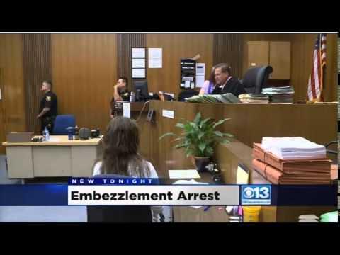 Dr  Elvira Milano Embezzlement