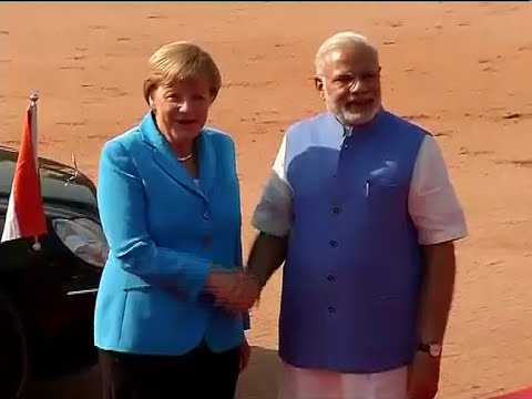 German Chancellor Angela Merkel 3-days India Visit | Bullion Market Gold and Silver Prices
