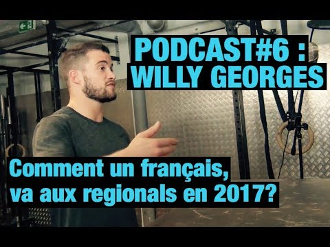 PODCAST #6: WILLY GEORGES