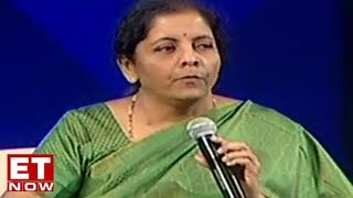 Defence Minister Nirmala Sitharaman speaks on the Rafale row at ET Awards 2018