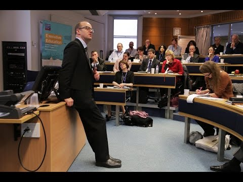 Handling Complexity with Professor Richard Jolly | London Bu