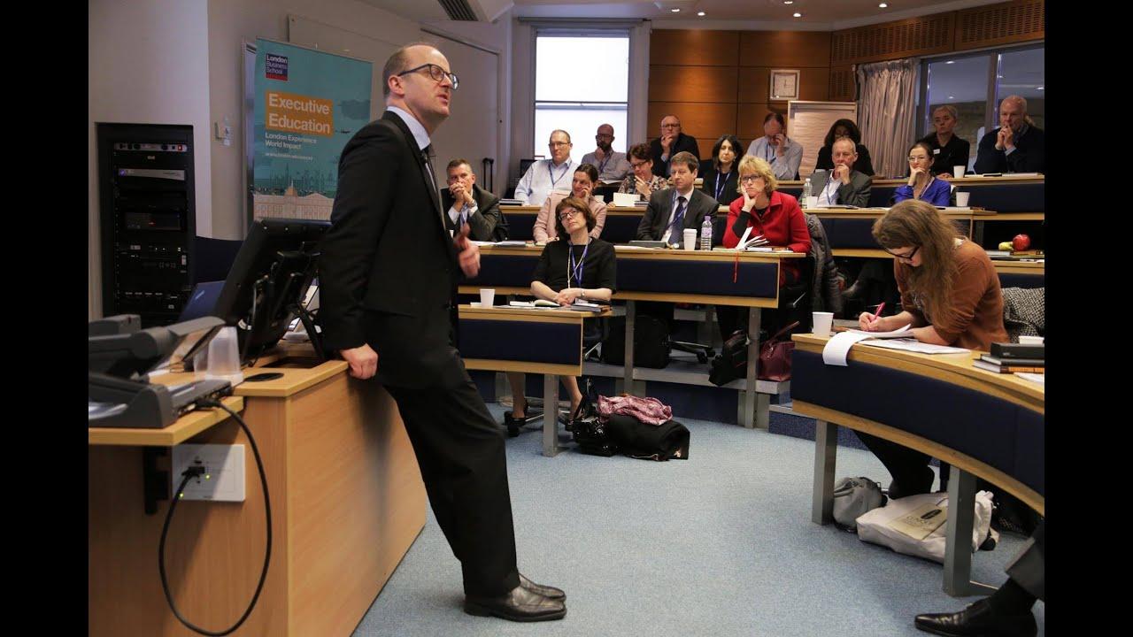 London Business School MBA Essay