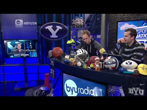BYUSN: Matt Brown of SB Nation full interview 1-13-2016